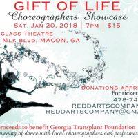 Gift of Life Choreographers' Showcase