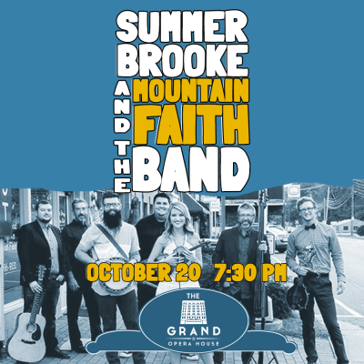 Summer Brooke and the Mountain Faith Band