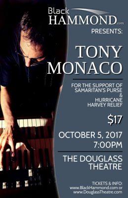 BlackHammond.com Presents Tony Monaco