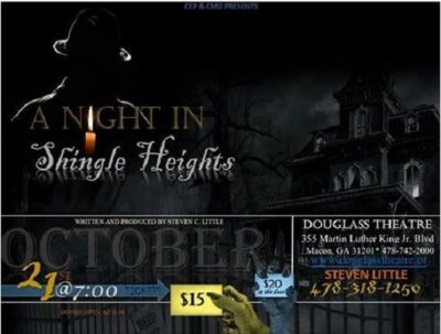 A Creative Elite Production: A NIGHT IN SHINGLE HEIGHTS