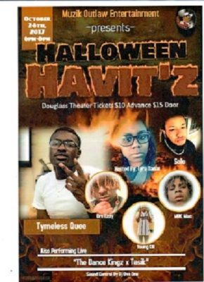 HALLOWEEN HAVIT'Z
