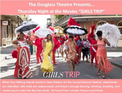 "Thursday Night at the Movies ""GIRLS TRIP"""