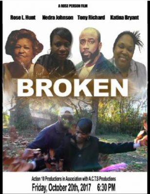 "Action 10 Productions: ""BROKEN"""