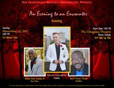 New Generational Beginning Ministries Inc. Presents