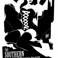 Something Wicked presented by the Southern Comfort Burlesque Company