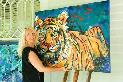 Goodwill Art Show: Arrin Freeman