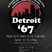"""""""Detroit '67"""""""