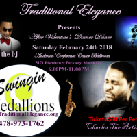 Traditional Elegance- Valentine's Ball 2018