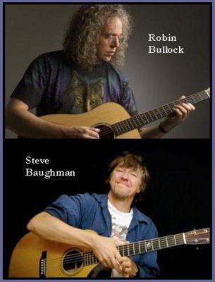 Celtic Guitar Christmas with Robin Bullock & Steve Baughman
