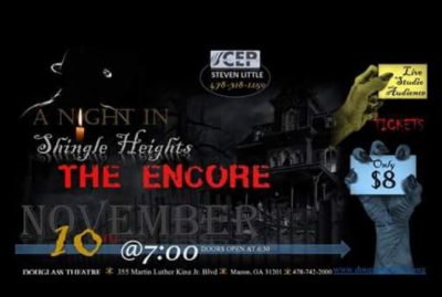 A Night In Shingle Heights the ENCORE