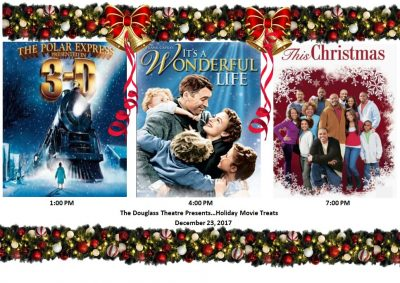 Holiday Movie Treats