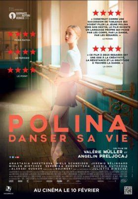 "Macon Film Guild Presents: ""Polina"""