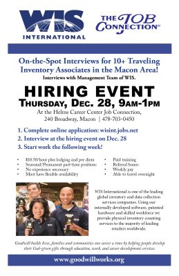Open Interviews: WIS International