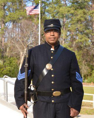 Ranger Talk: 1863-1867 GA African Brigade during the Civil War