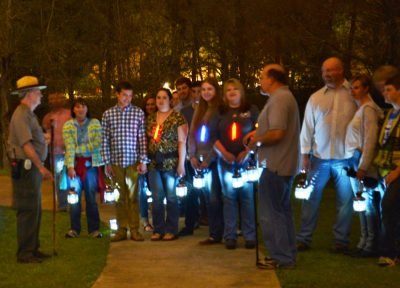 Ocmulgee Lantern Light Tours