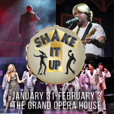 Shake It Up Musical Revue