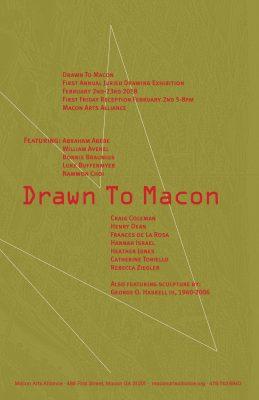 Drawn to Macon