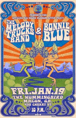 Official Big House Afterparty w/ Melody Trucks & Bonnie Blue