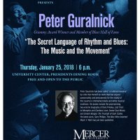 Byington Lecture: Peter Guralnick