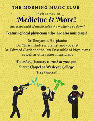 Medicine & More: Just a Spoonful of Music Helps the Medicine Go Down!