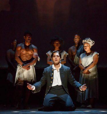 "The Grand's Broadway Series presents ""Amazing Grac..."