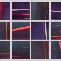 Atmospheric Paintings by Victoria Lowe