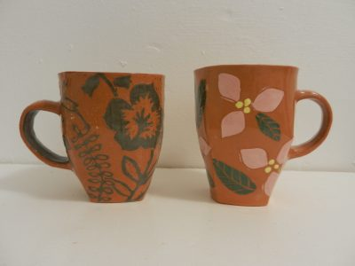 Two Person Ceramic Mug Class Special on February 3...