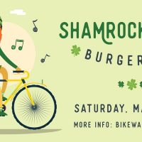 ShamRock 'n' Ride Burger Tri