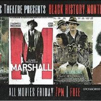 "Cox Communications Presents: Black History Month Film Series ""MARSHALL"""