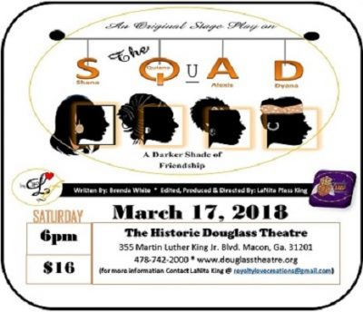 An Original Stage Play on THE SQuAD: A Darker Shade of Friendship