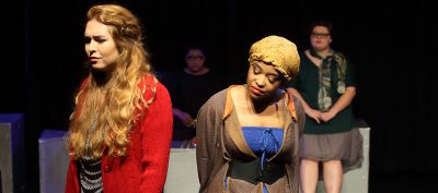 Wesleyan Theatre Club Production