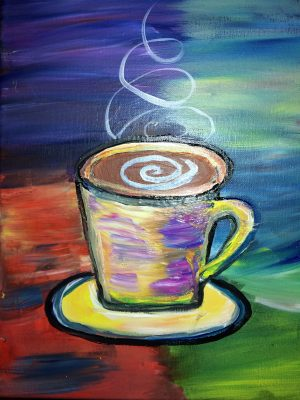 Coffee & Canvas