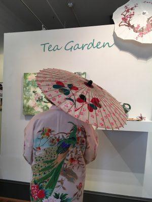 Tea Garden Party