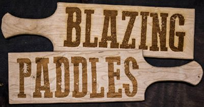Blazing Paddles Studio