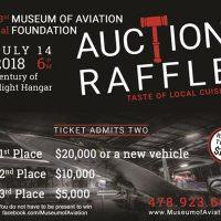 Auction/Raffle & Taste of Local Cuisine