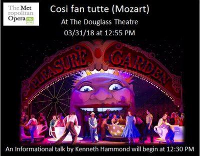 The Met Opera Live in HD