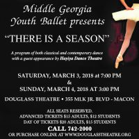 """There Is A Season"" at the Douglass Theatre"