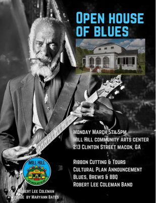 Mill Hill Open House of Blues