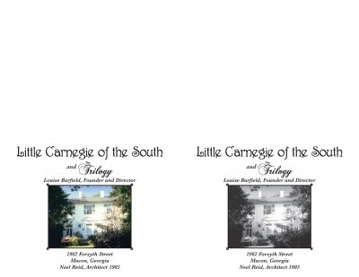 Little Carnegie of the South
