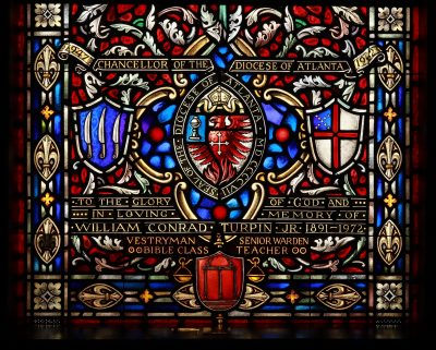 Stained-Glass Tours led by Susan Welsh
