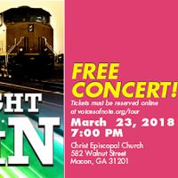 Midnight Train: The Georgia Tour