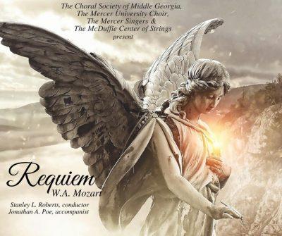 Mozart Requiem April 22 Grant Them Rest