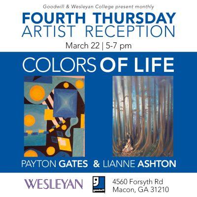 Forsyth Road Art Show: Payton Gates & Lianne A...