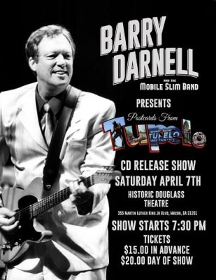 Barry Darnell and the Mobile Slim Band Presents