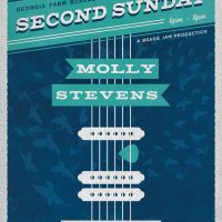 Bragg Jam Presents Mother's Day Second Sunday with Molly Stevens