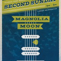 Bragg Jam Presents Second Sunday with Magnolia Moon