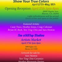 Show Your True Colors Art Reception
