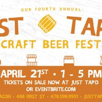Just Tap'd Craft Beer Festival
