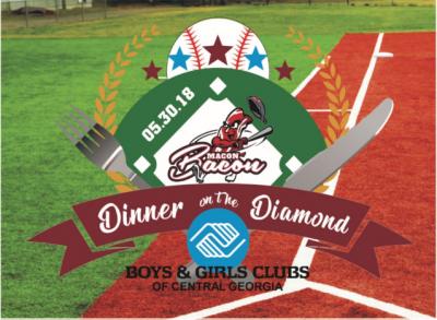 Dinner on the Diamond