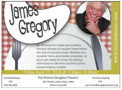 James Gregory, the Funniest Man in America